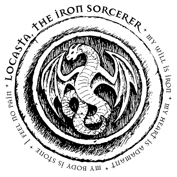 Iron Sorcerer – Published!